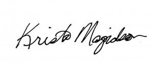 krista magidson, chief content creator